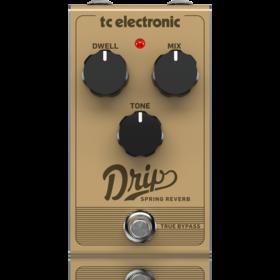 TC-Electronic DRIP SPRING REVERB
