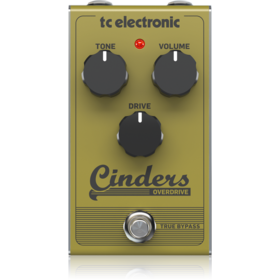 TC-Electronic CINDERS OVERDRIVE
