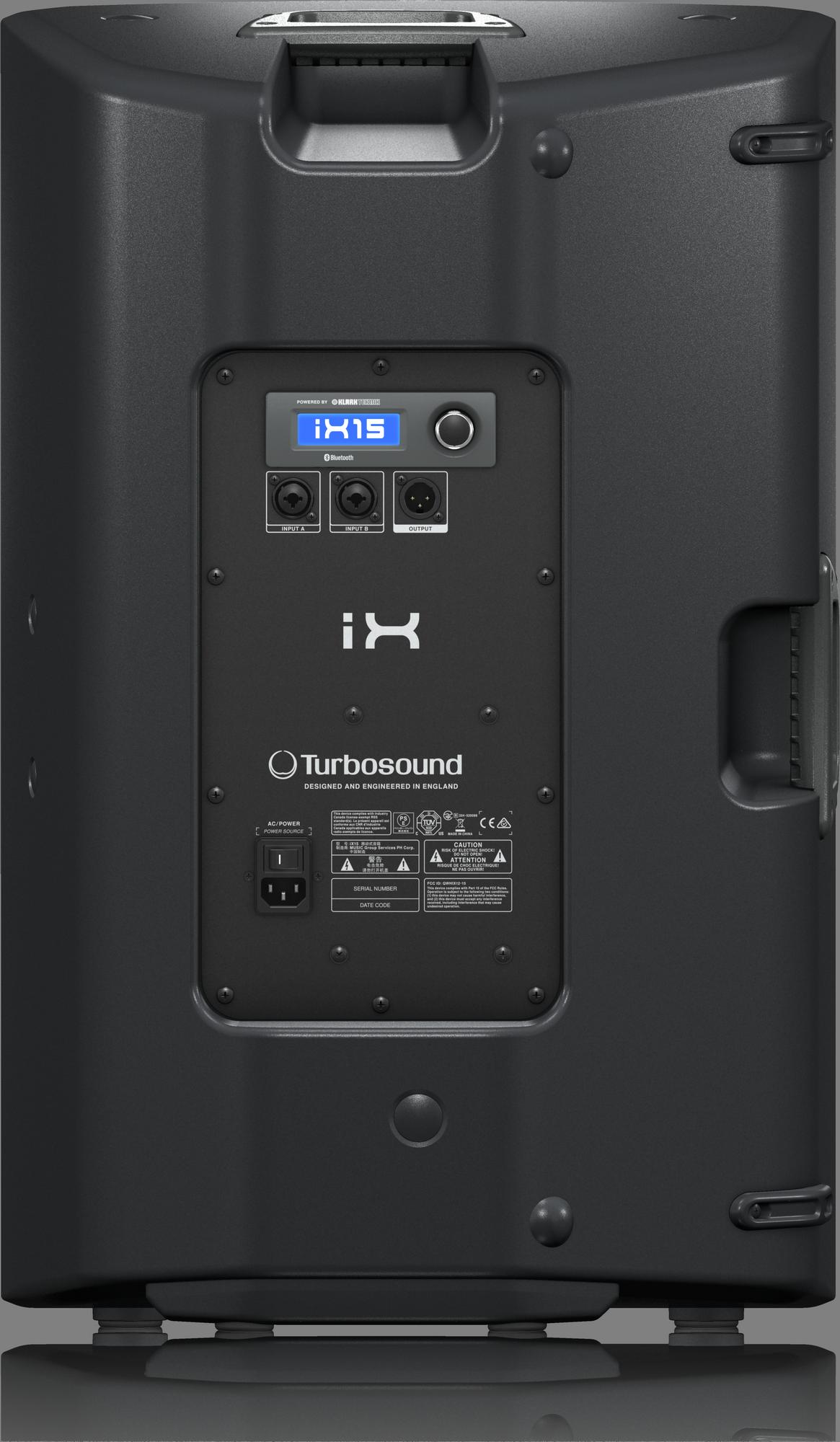 Turbosound  IX15 powered loudspeaker