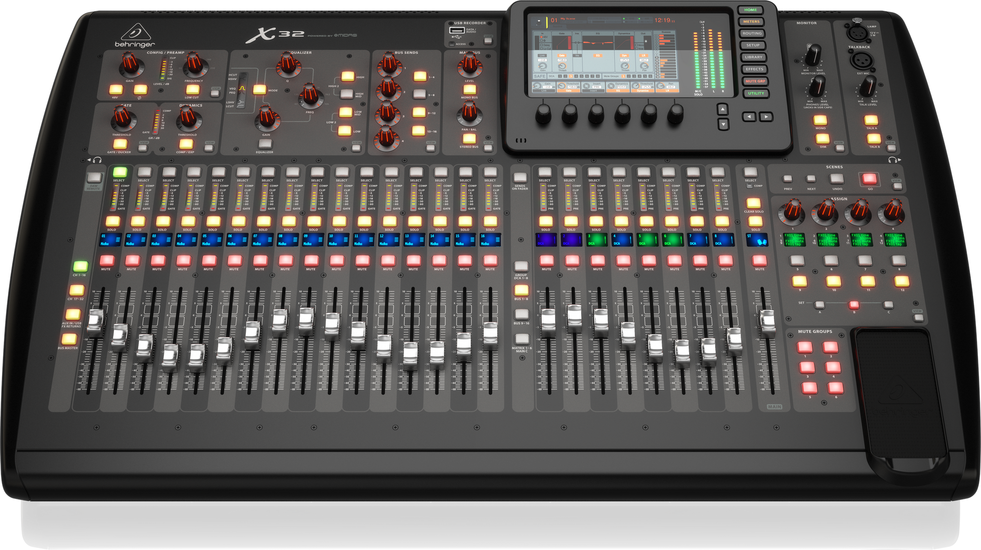 Behringer X32 - Digital Mixing console