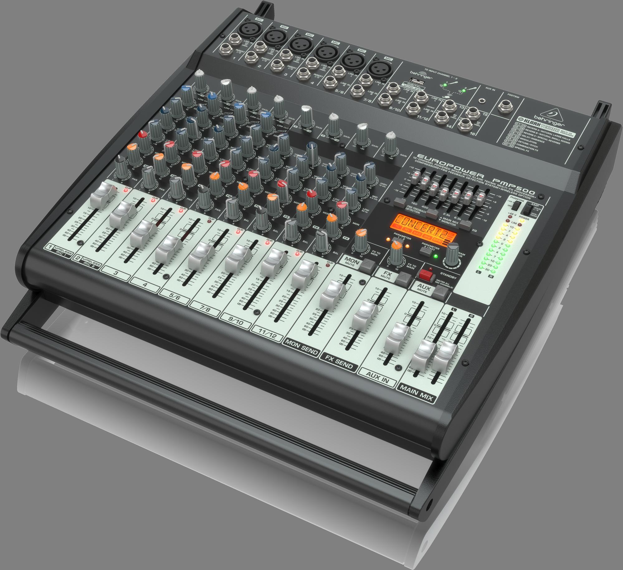 Behringer PMP500 Console