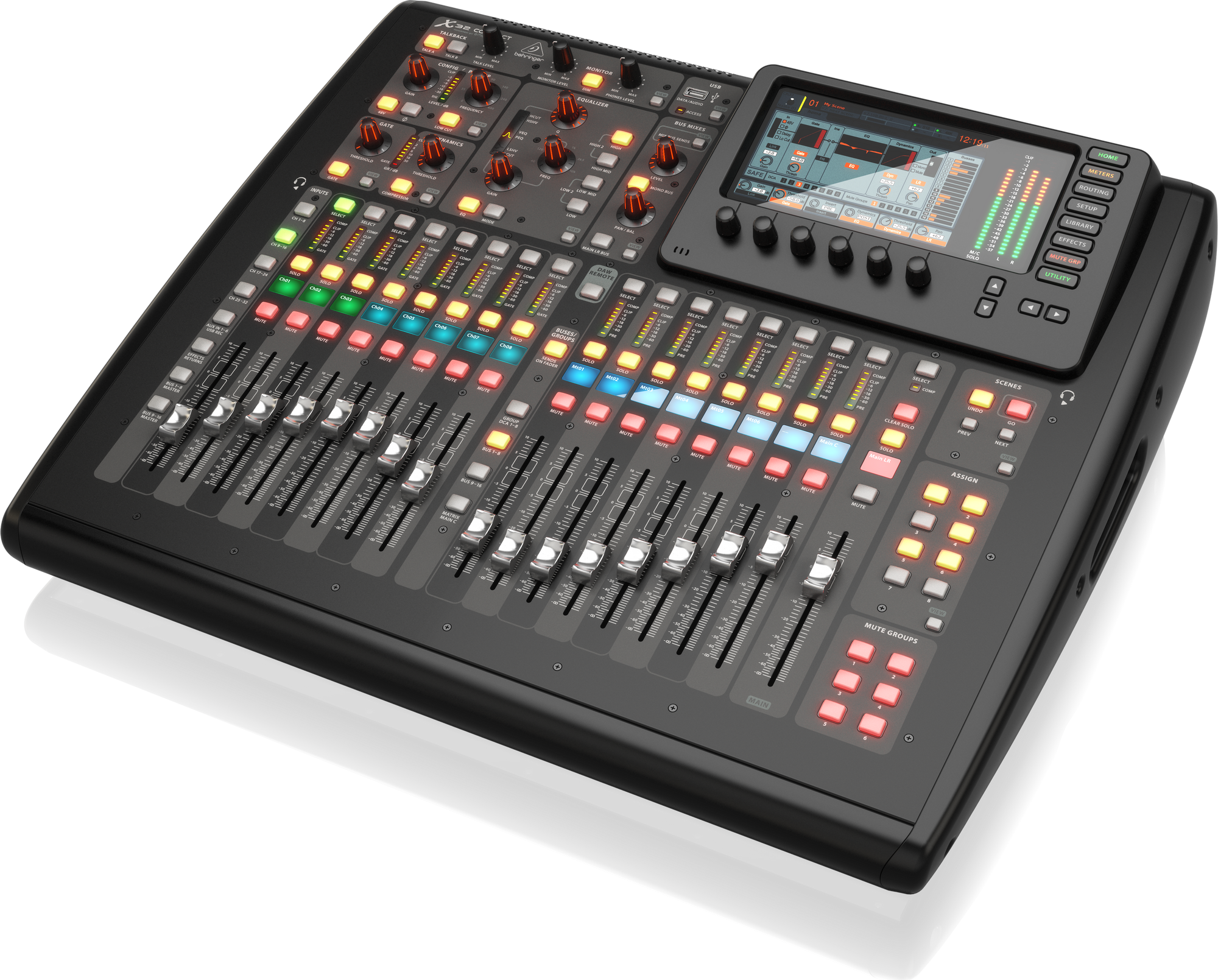 Behringer X32 COMPACT - Digital Mixing Console
