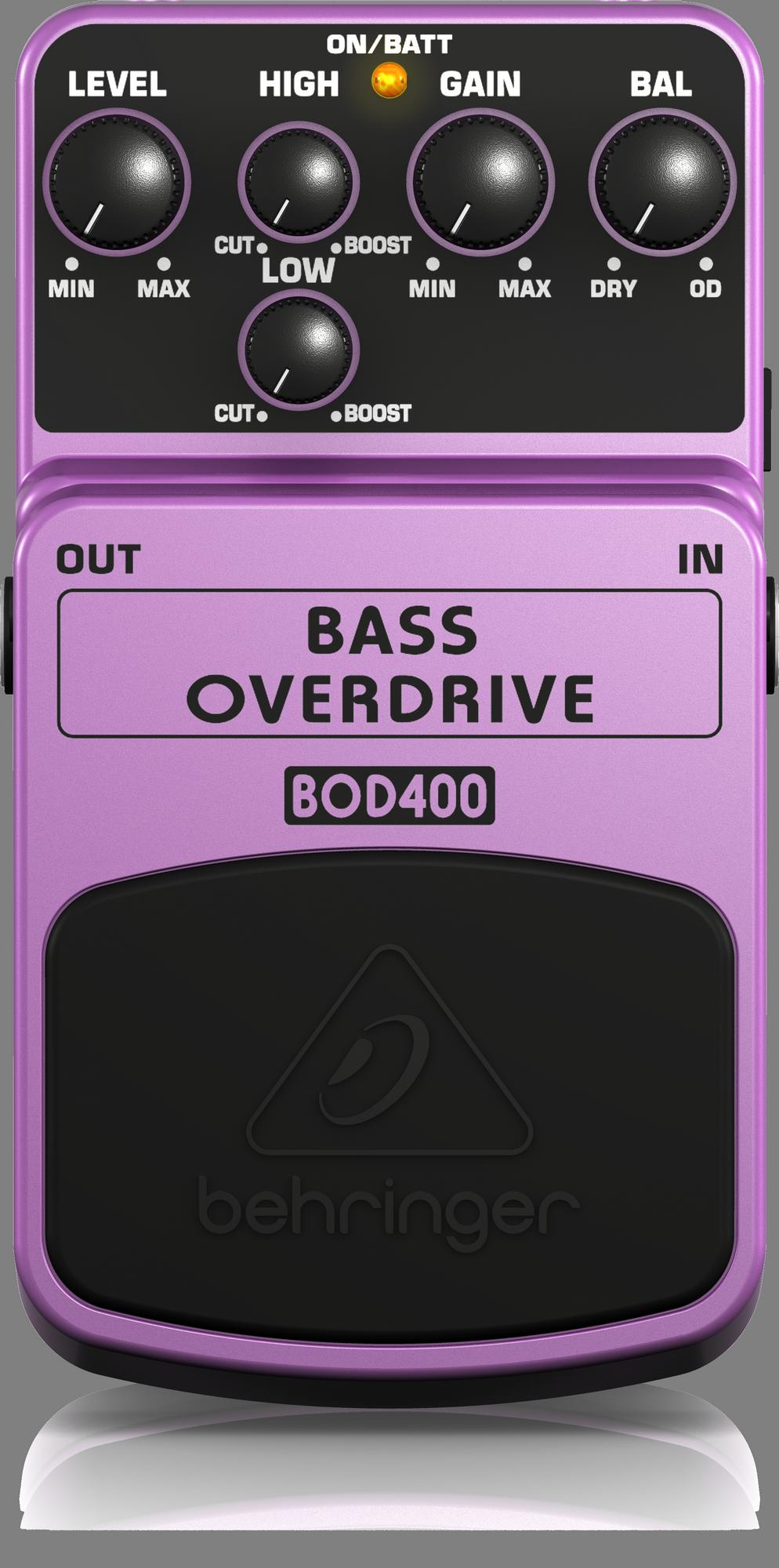 Behringer BOD400 - Stompbox