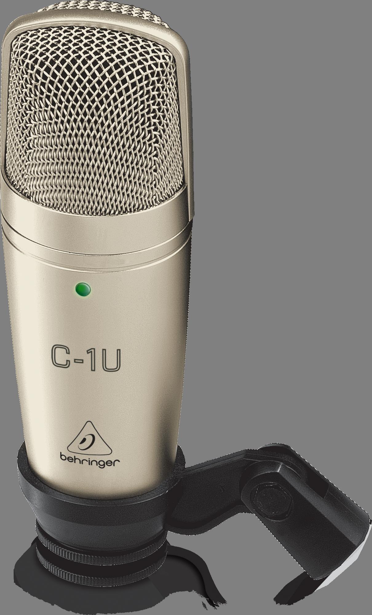 Behringer C-1U - Condenser Microphone USB