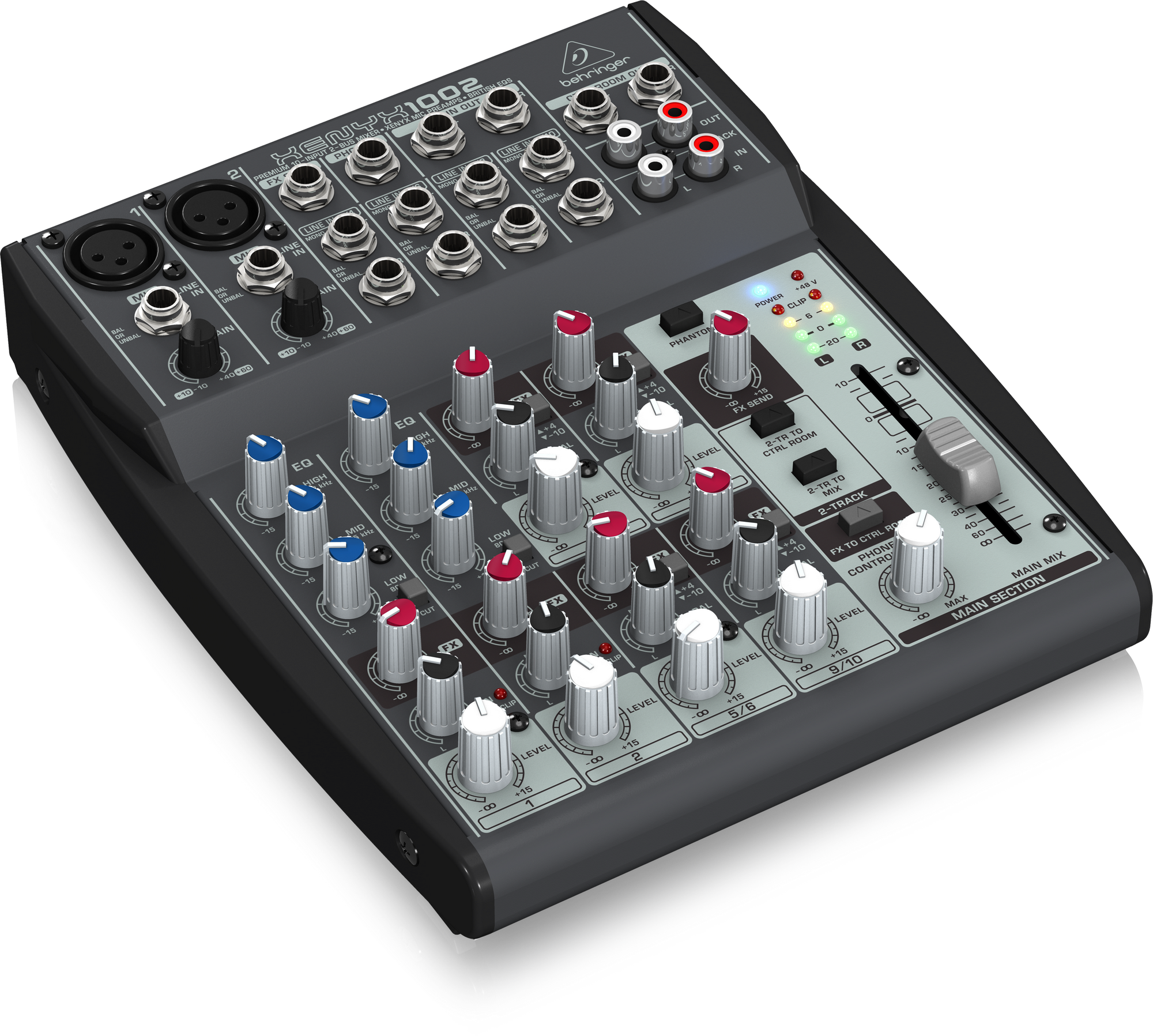 Behringer XENYX 1002 - Analog mixing console