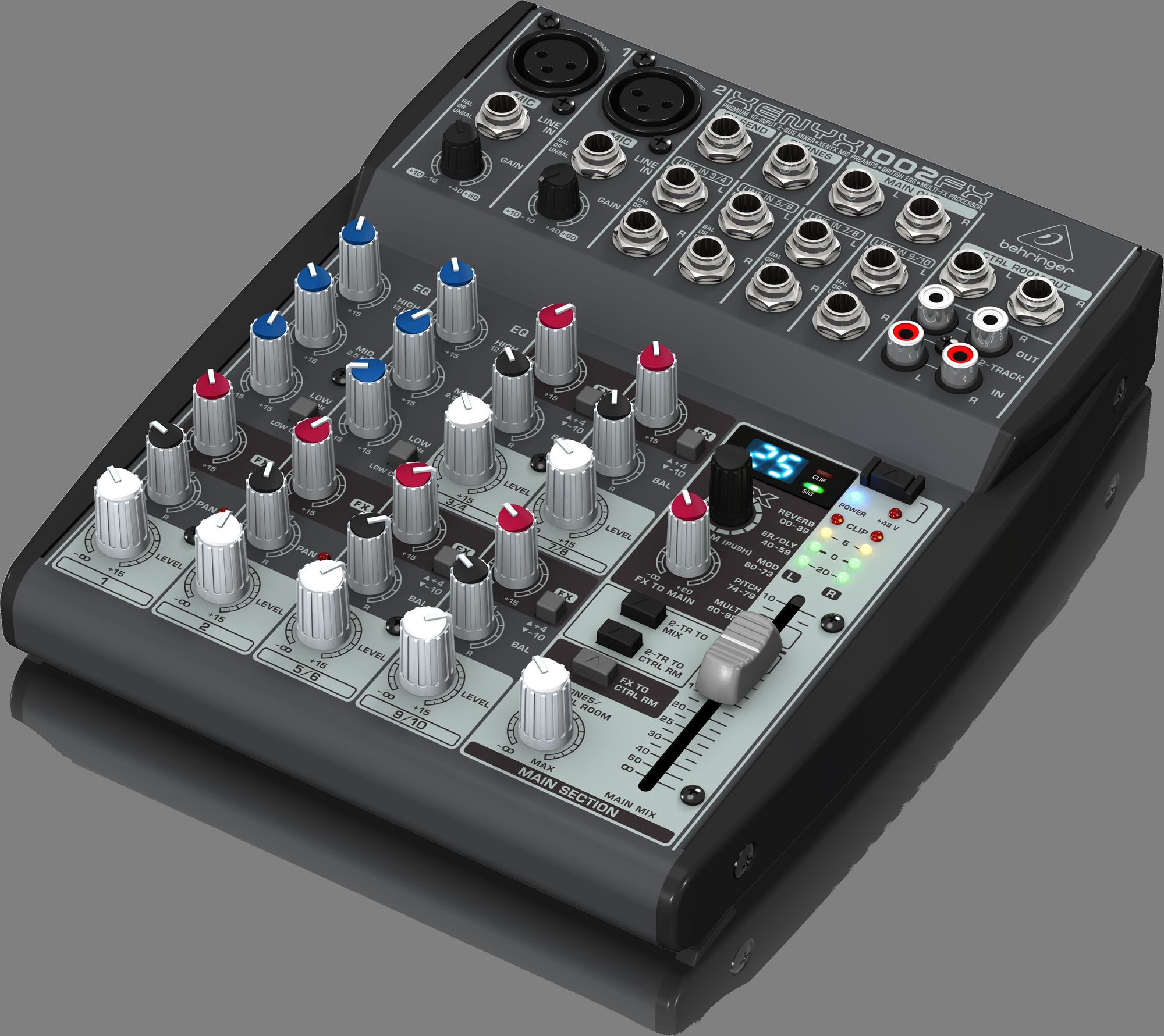 Behringer XENYX 1002FX - Analog Mixer