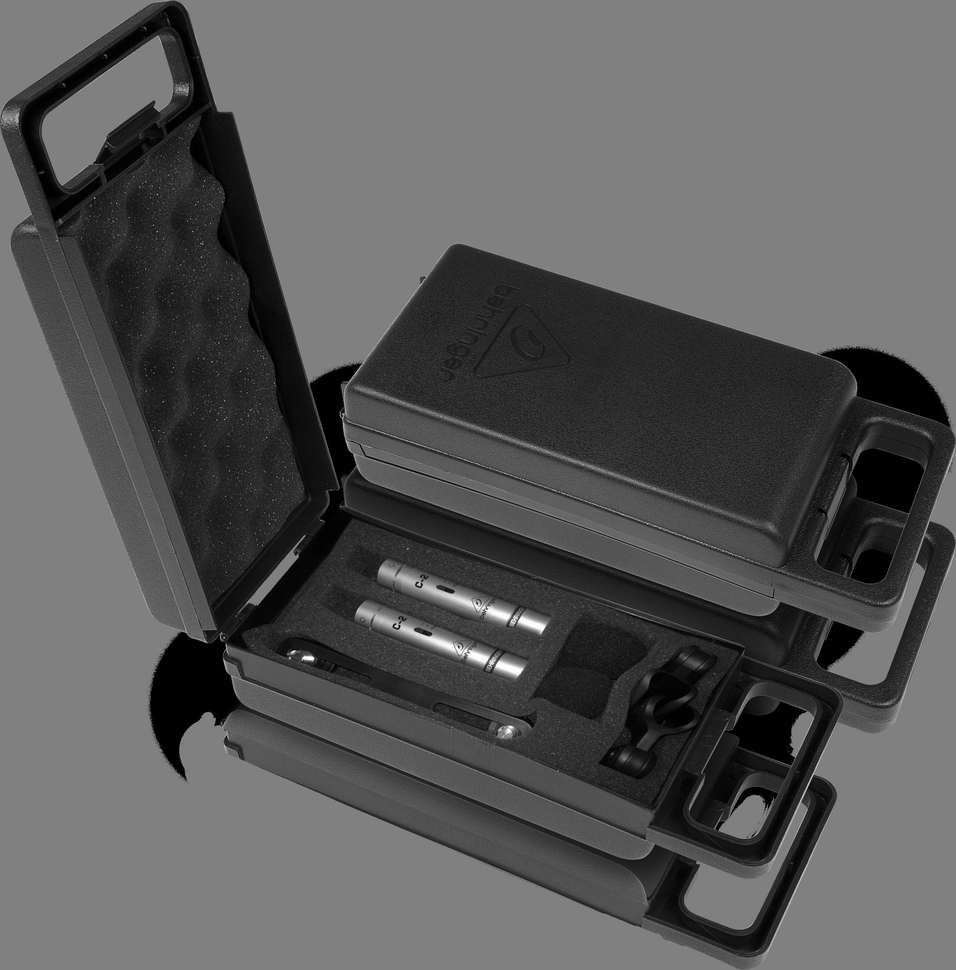 Behringer C-2 - Condenser Microphone (set)
