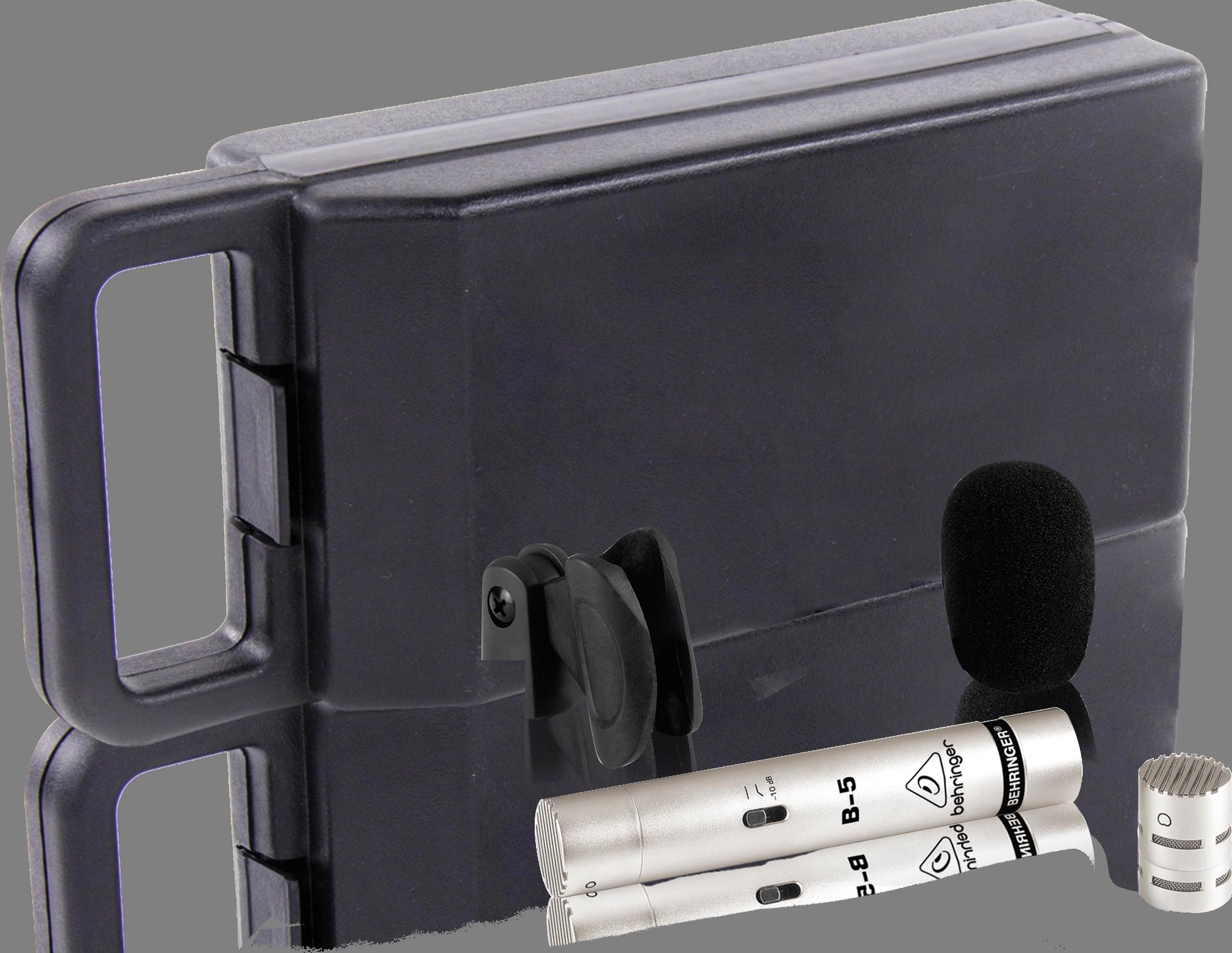 Behringer B-5 membrane condenser microphone