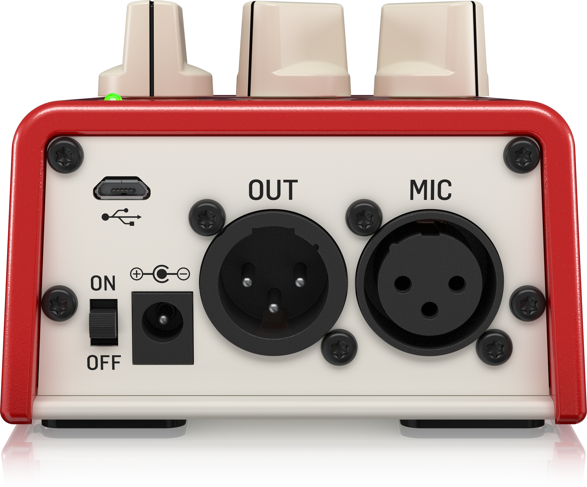 TC Helicon MIC MECHANIC 2 - Vocal effect pedal