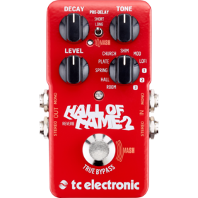 TC-Electronic HALL OF FAME 2 REVERB