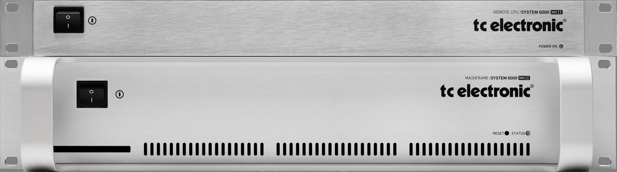 TC-Electronic Music 6000 MKII XLR Incl. TC Icon MKII