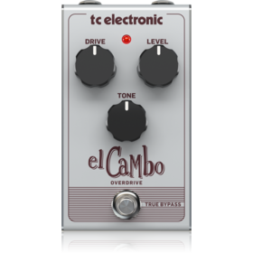 TC-Electronic EL CAMBO OVERDRIVE