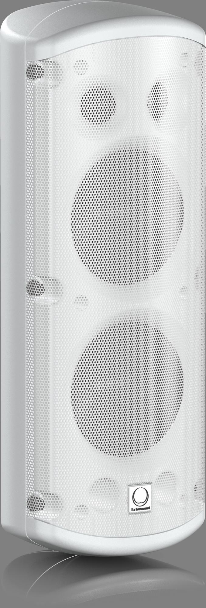 Turbosound  Impact TCI53-T-WH - Haut Parleur d'installation