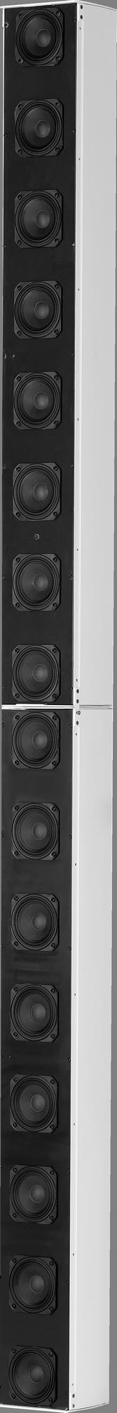 Tannoy  QFLEX 16LS WP WHITE - Haut Parleur d'installation