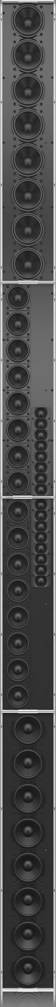 Tannoy  QFLEX 48-WP - Haut parleur d'installation