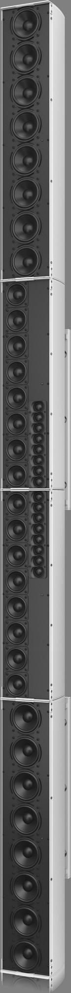 Tannoy  QFLEX 48-WP - Install speaker