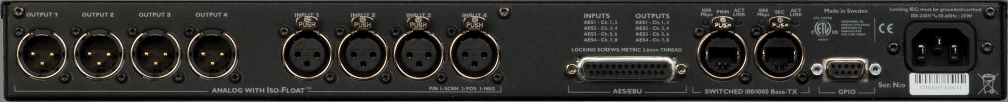 Lake Superdeal -  LM 44 - Loudspeaker management System