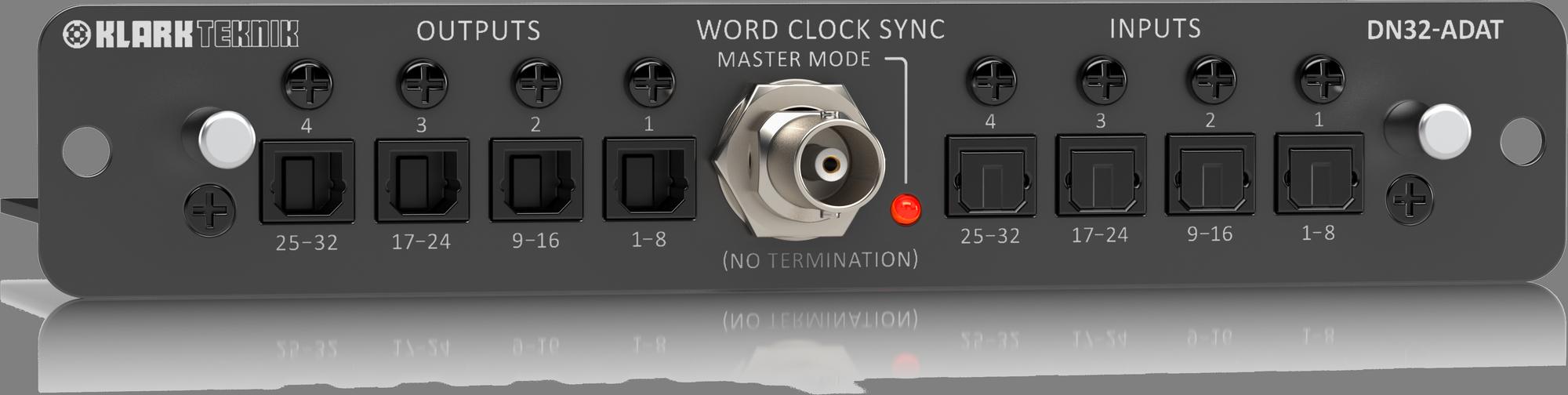 Klark Teknik DN32-ADAT - Module d'extension