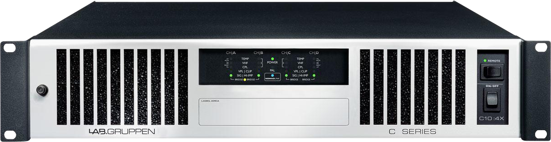 Lab Gruppen C 10:4X - Power amplifier