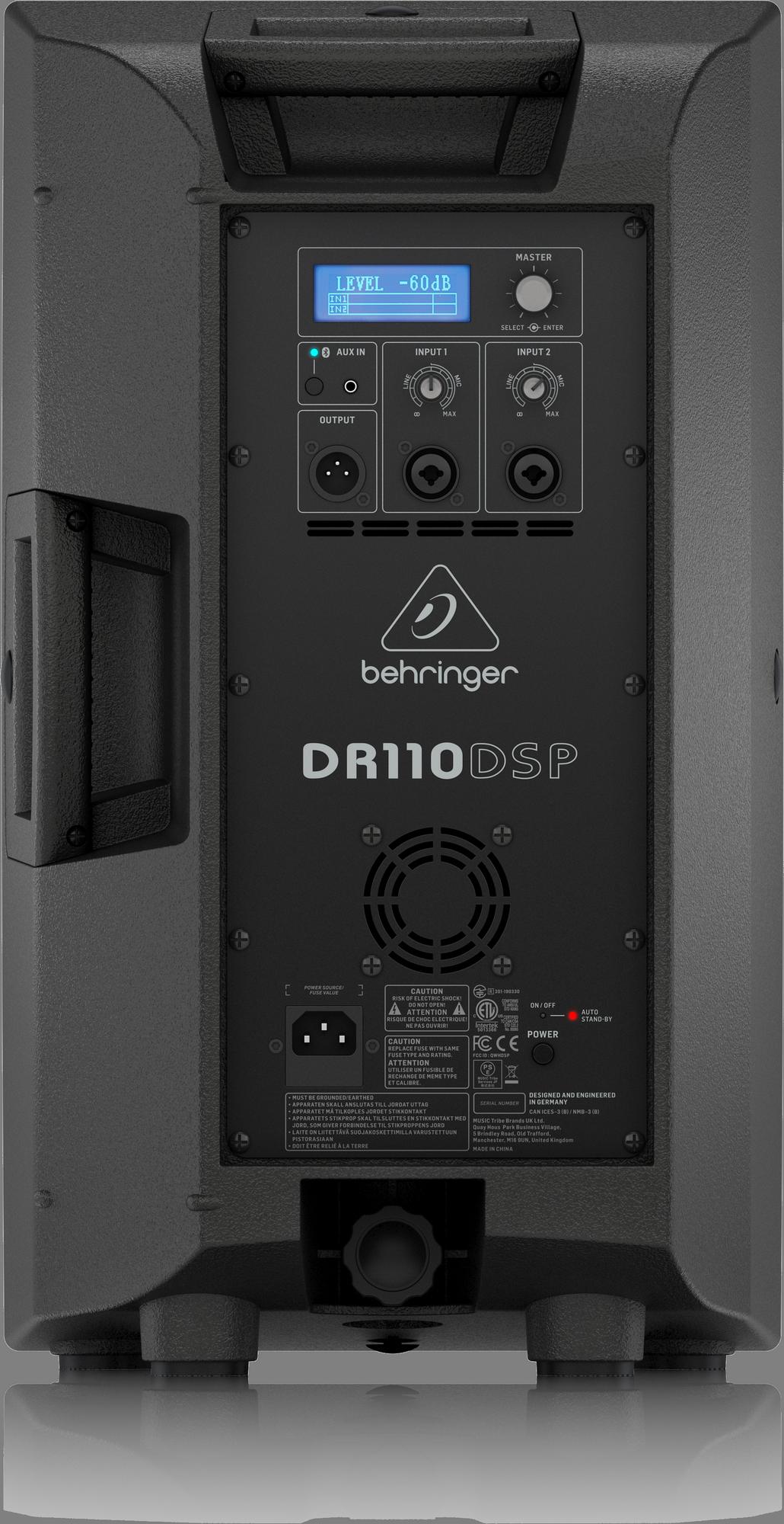 Behringer DR110DSP - Luidspreker