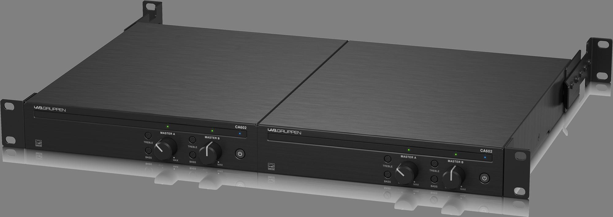 Lab Gruppen CA602 Power Amplifier