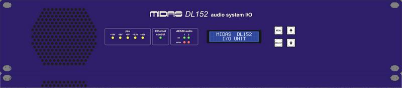 Midas B-STOCK DL152 - Stage box