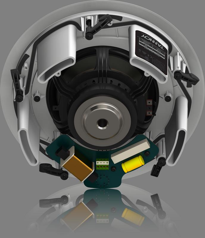 Tannoy  B-STOCK CMS 801 SUB PI - Haut Parleur d'installation