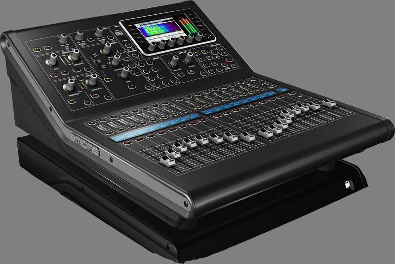 Midas B-stock: M32R - Mixing console