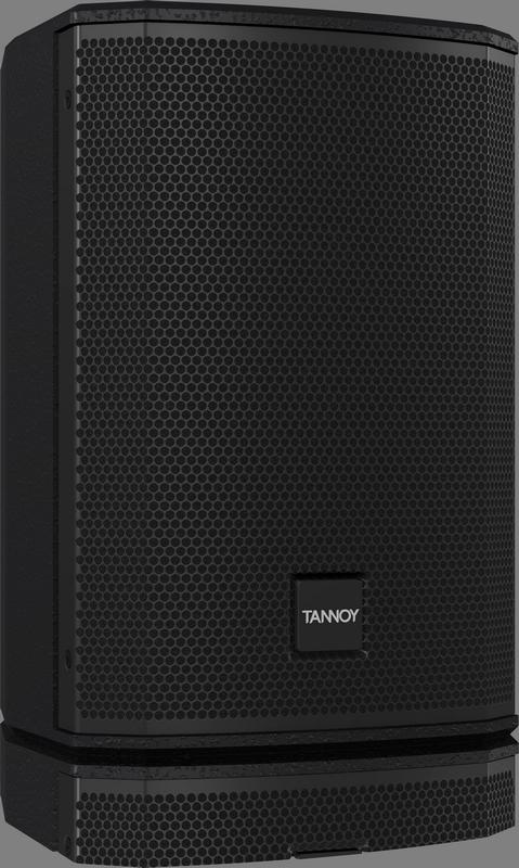 Tannoy  B-stock: VXP 6 set zwart - Luidsprekers