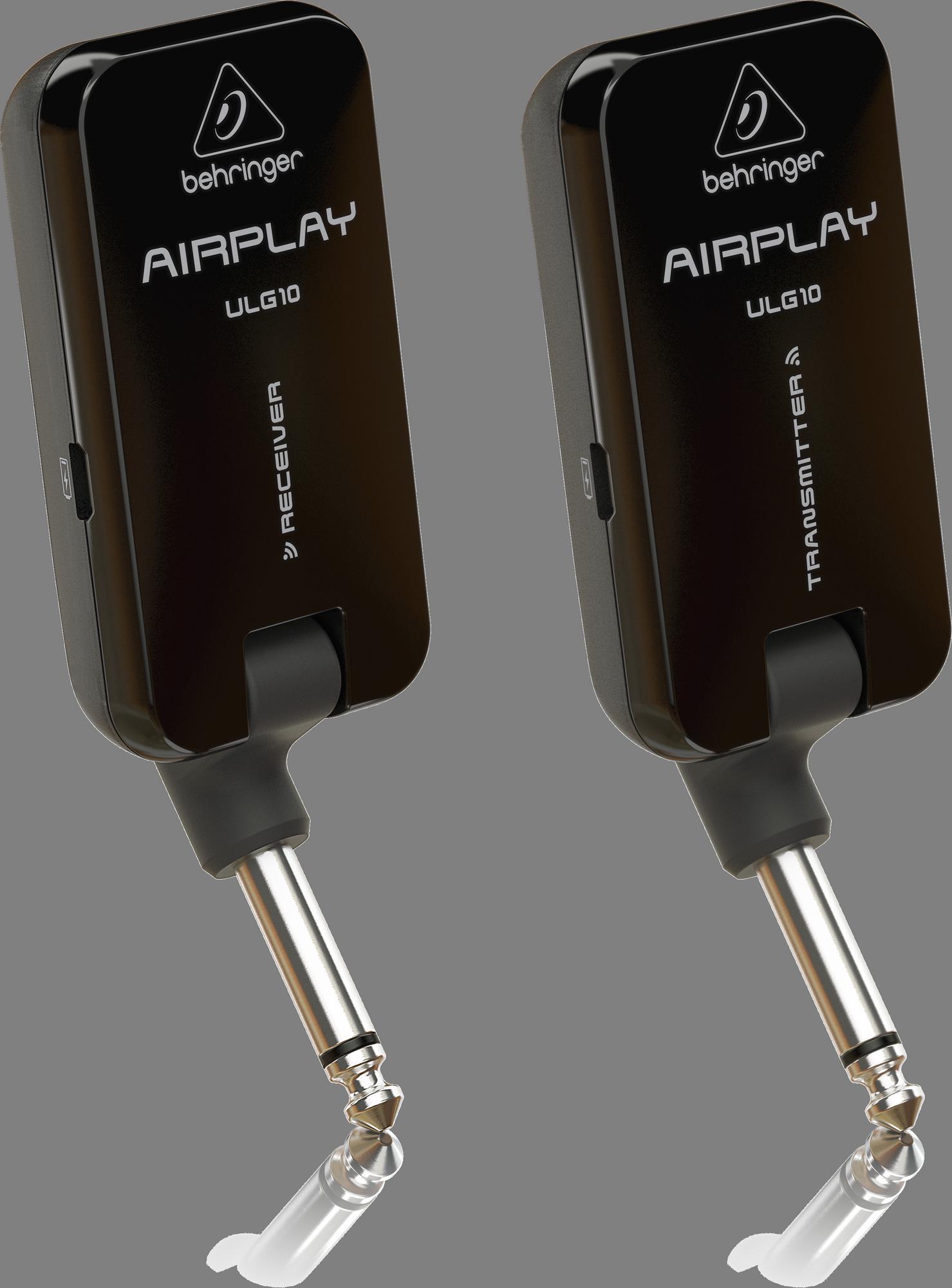 Behringer AIRPLAY GUITAR ULG10 - Émetteur / récepteur sans fil
