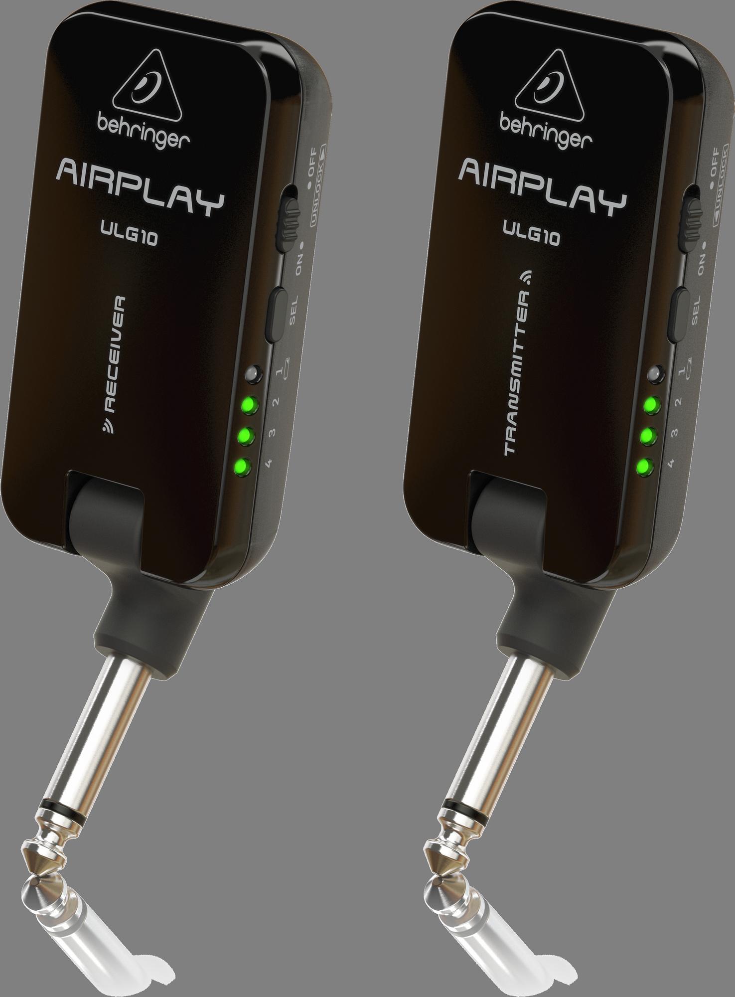 Behringer AIRPLAY GUITAR ULG10 - Draadloze zender/ontvanger