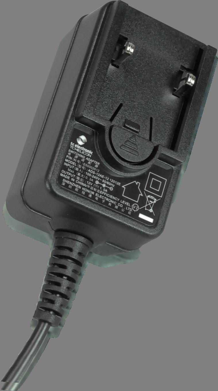 TC Helicon POWERPLUG 12 - Adapter