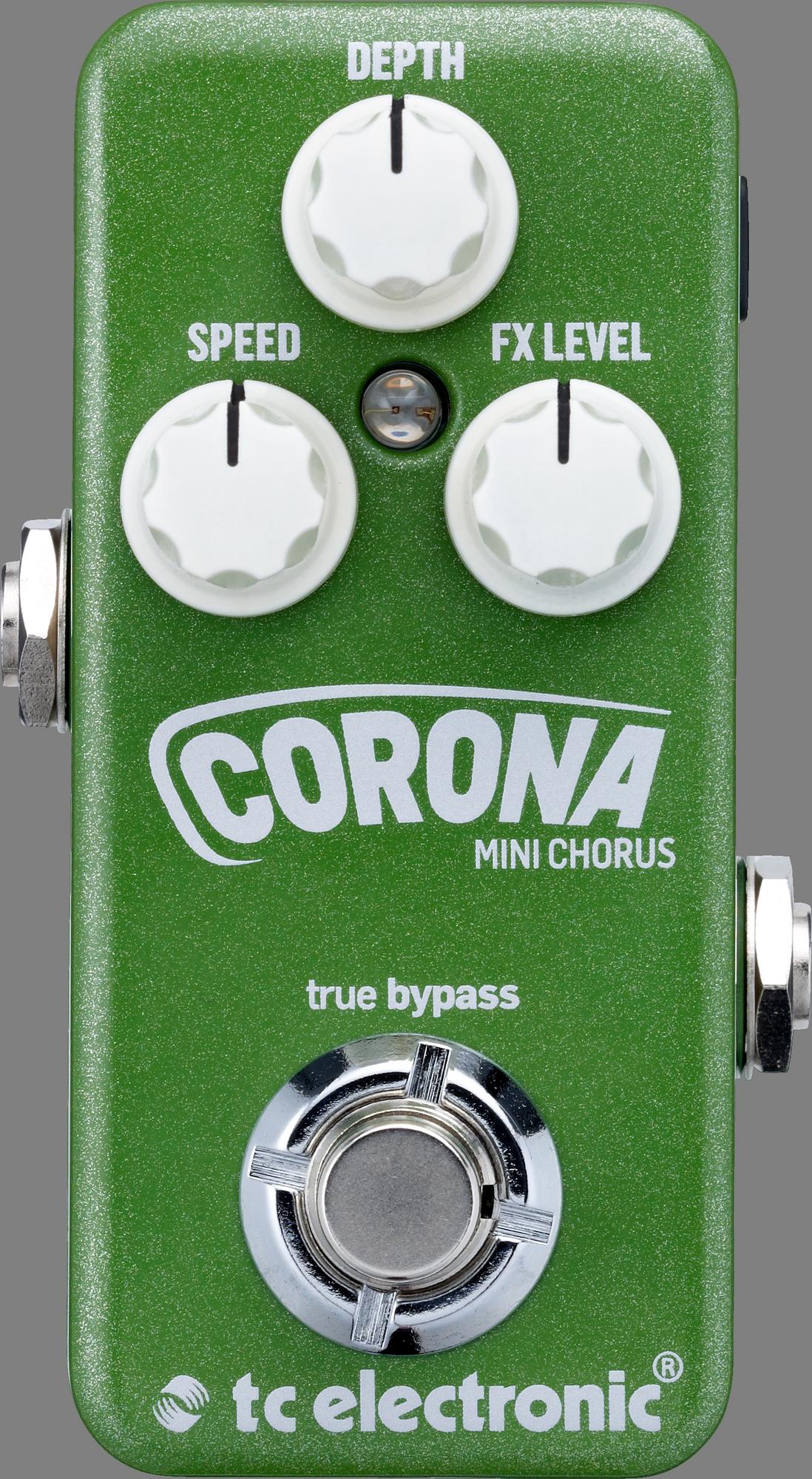 TC-Electronic Corona Mini Chorus - Compacte Stompbox