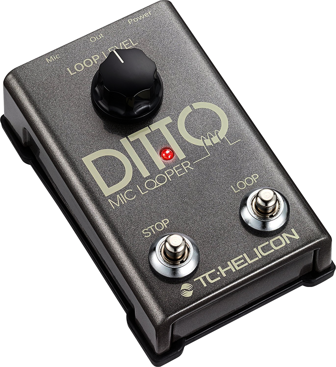 TC-Electronic DITTO MIC LOOPER - Looper pedal