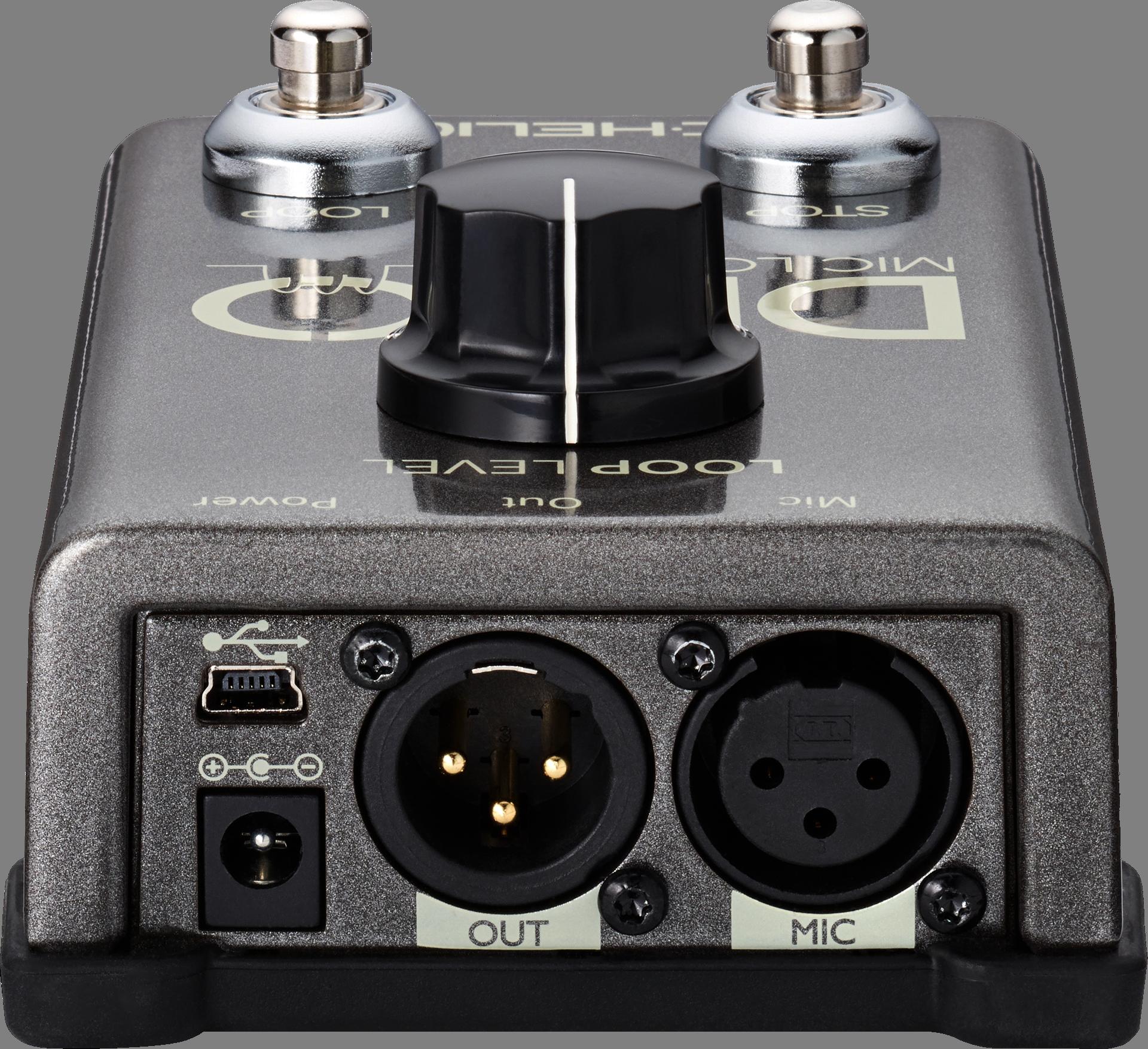 TC-Electronic DITTO MIC LOOPER - Pédale de boucleur