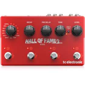TC-Electronic Hall of Fame 2 x4 Reverb