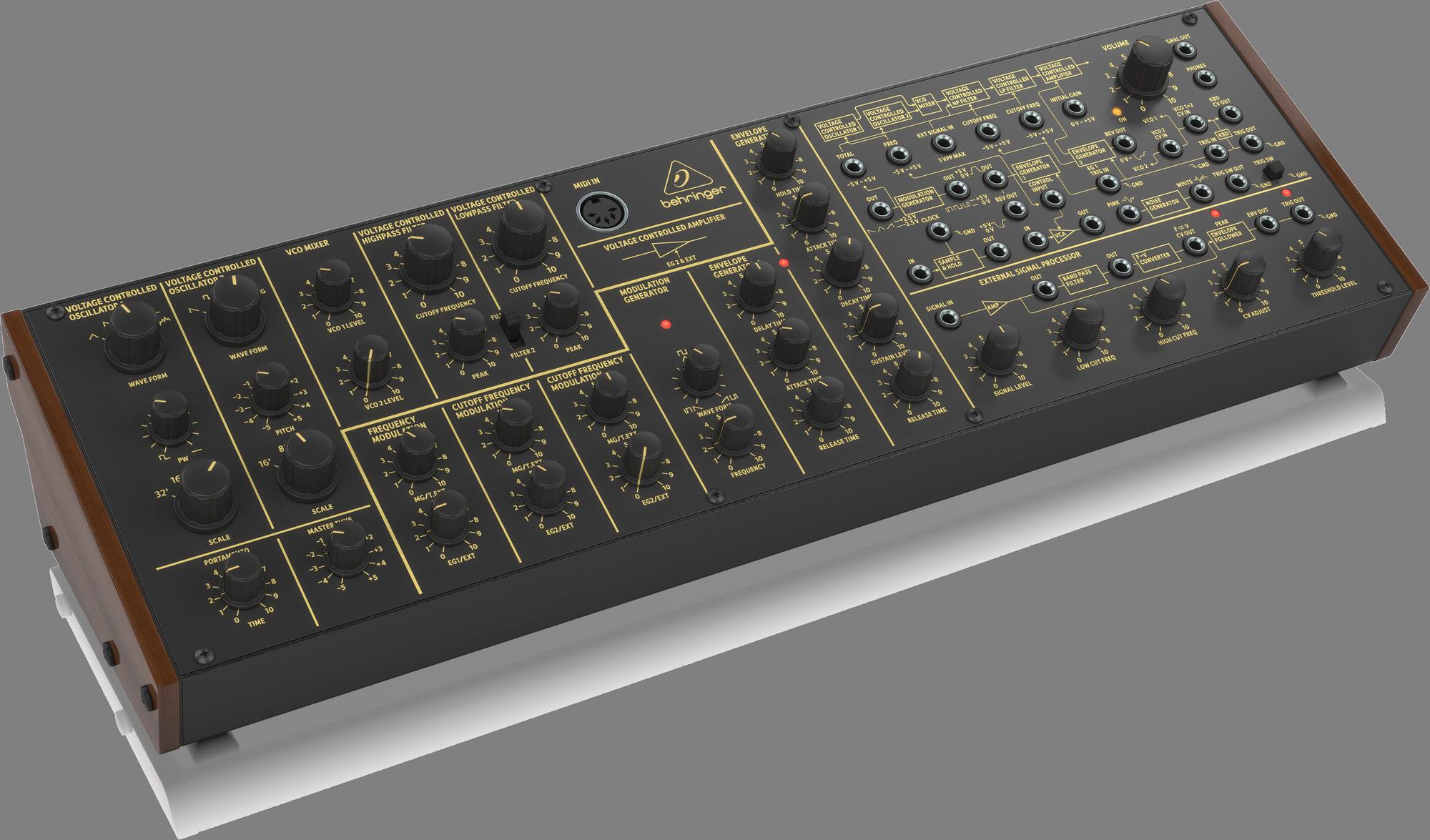 Behringer K-2 - Synthesizer