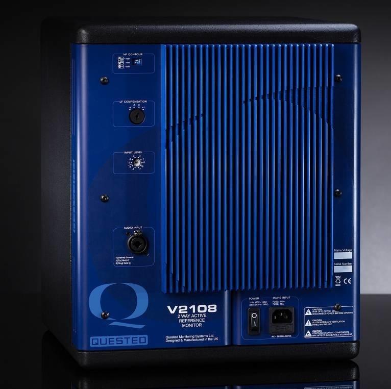 Quested V2108 - Moniteur de studio