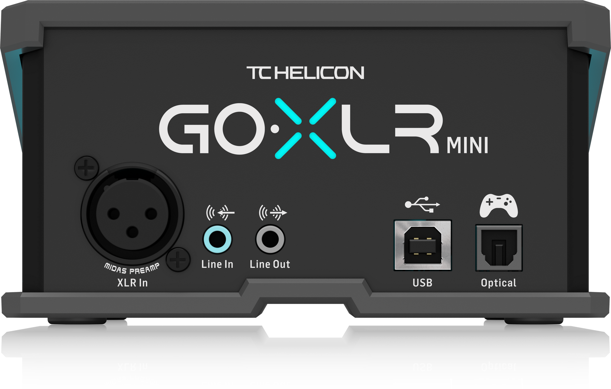 TC Helicon GO XLR MINI - Streaming mixer