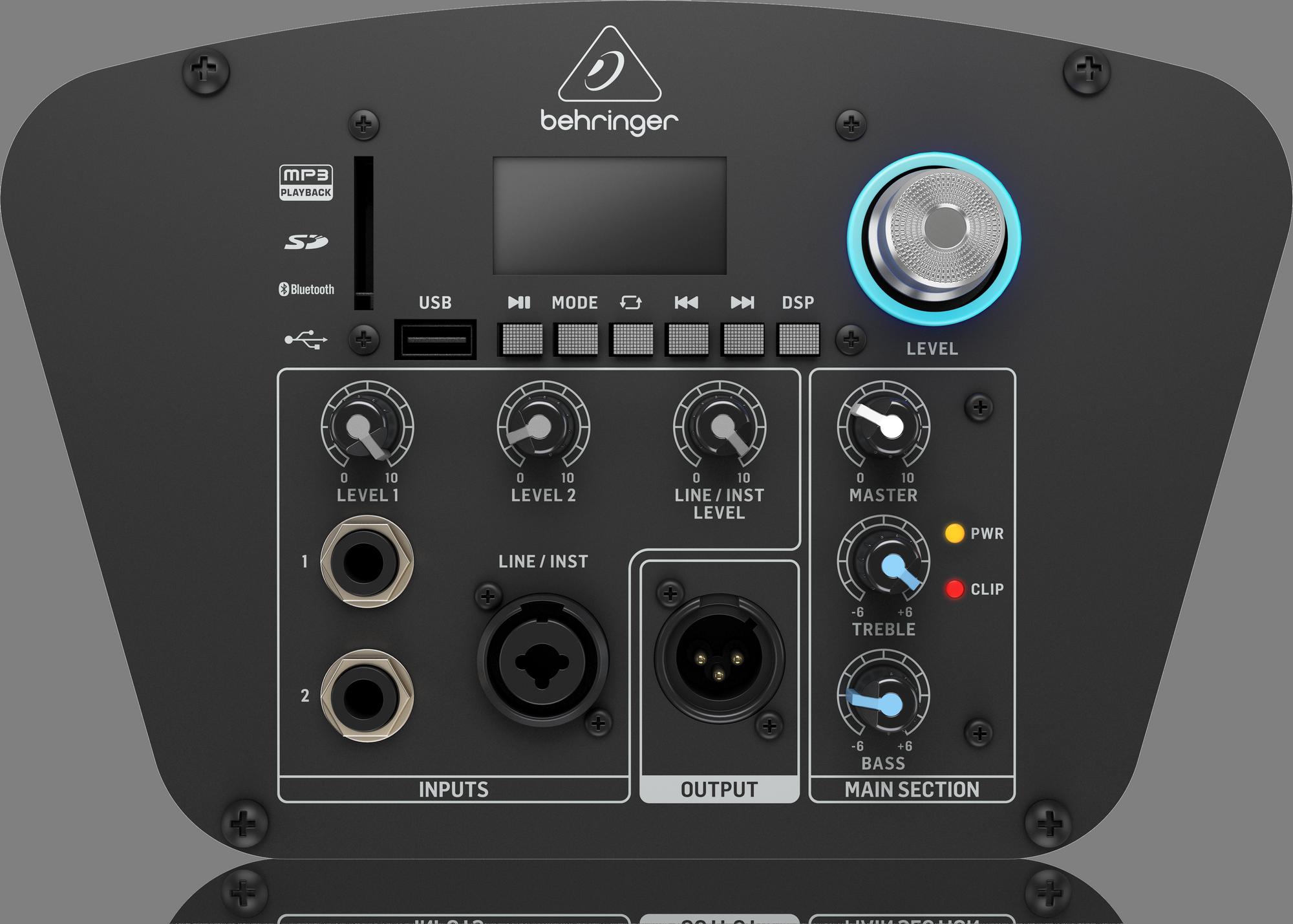 Behringer C210 - Loudspeaker