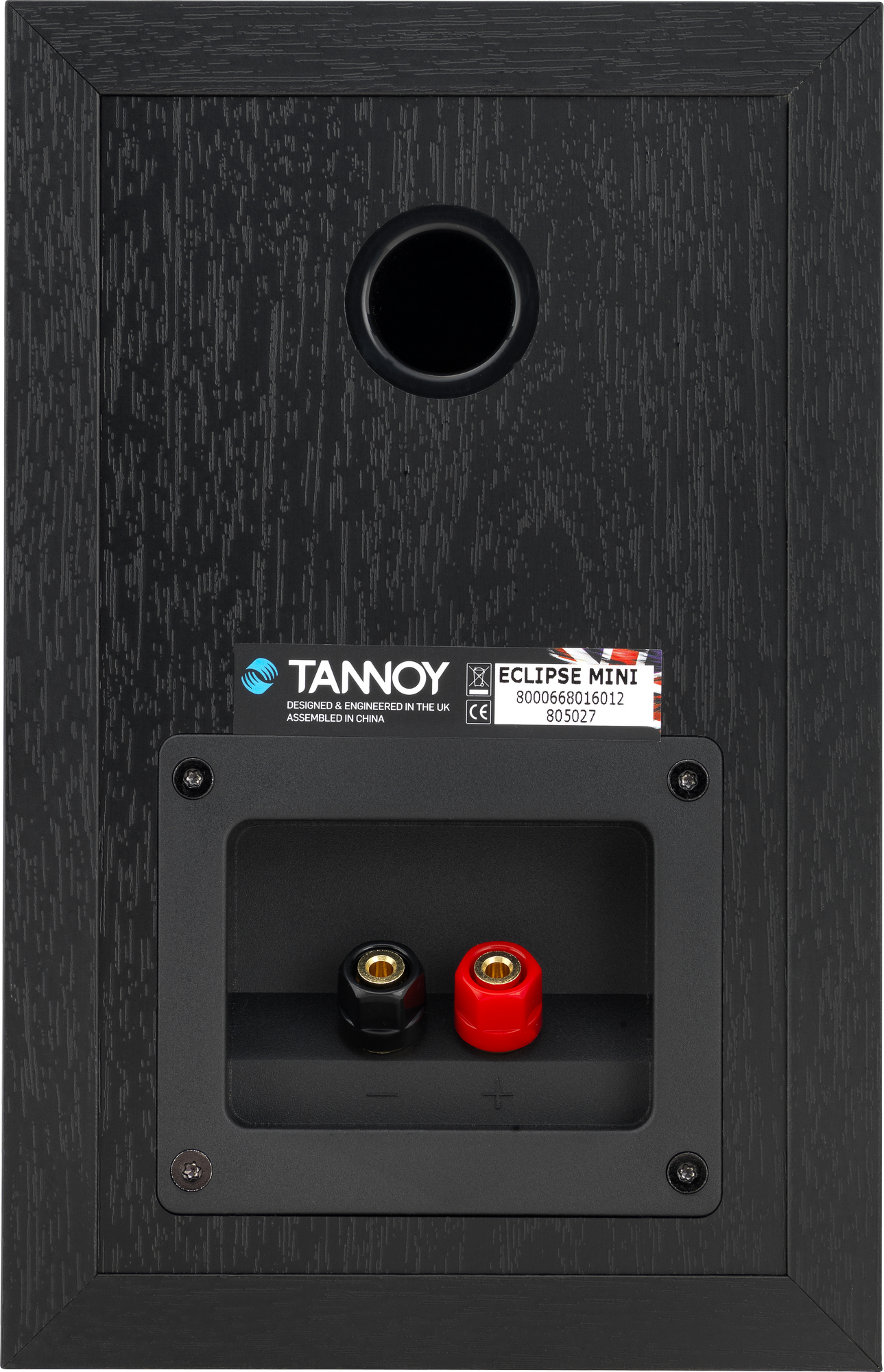 Tannoy  ECLIPSE MINI BLACK OAK - Home Theater speaker