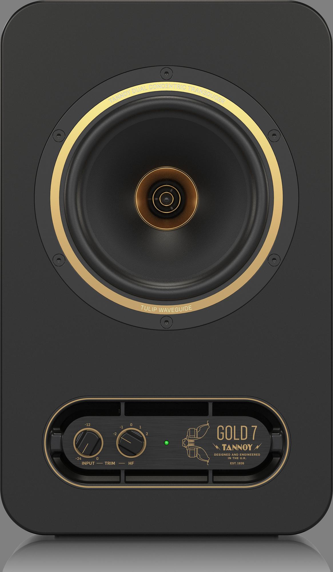 Tannoy  GOLD 7 - Moniteur de Studio