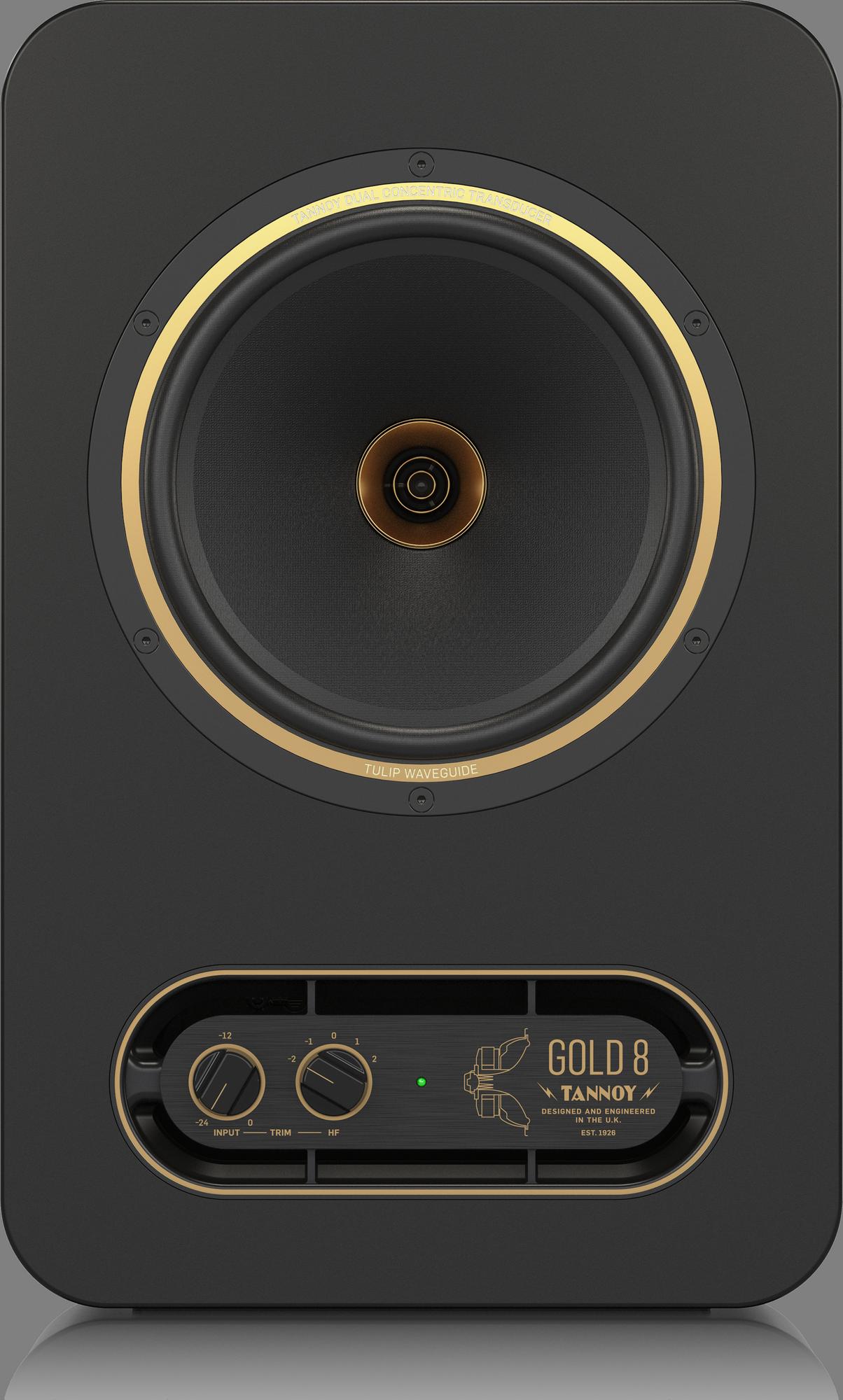 Tannoy  GOLD 8 - Moniteur de Studio