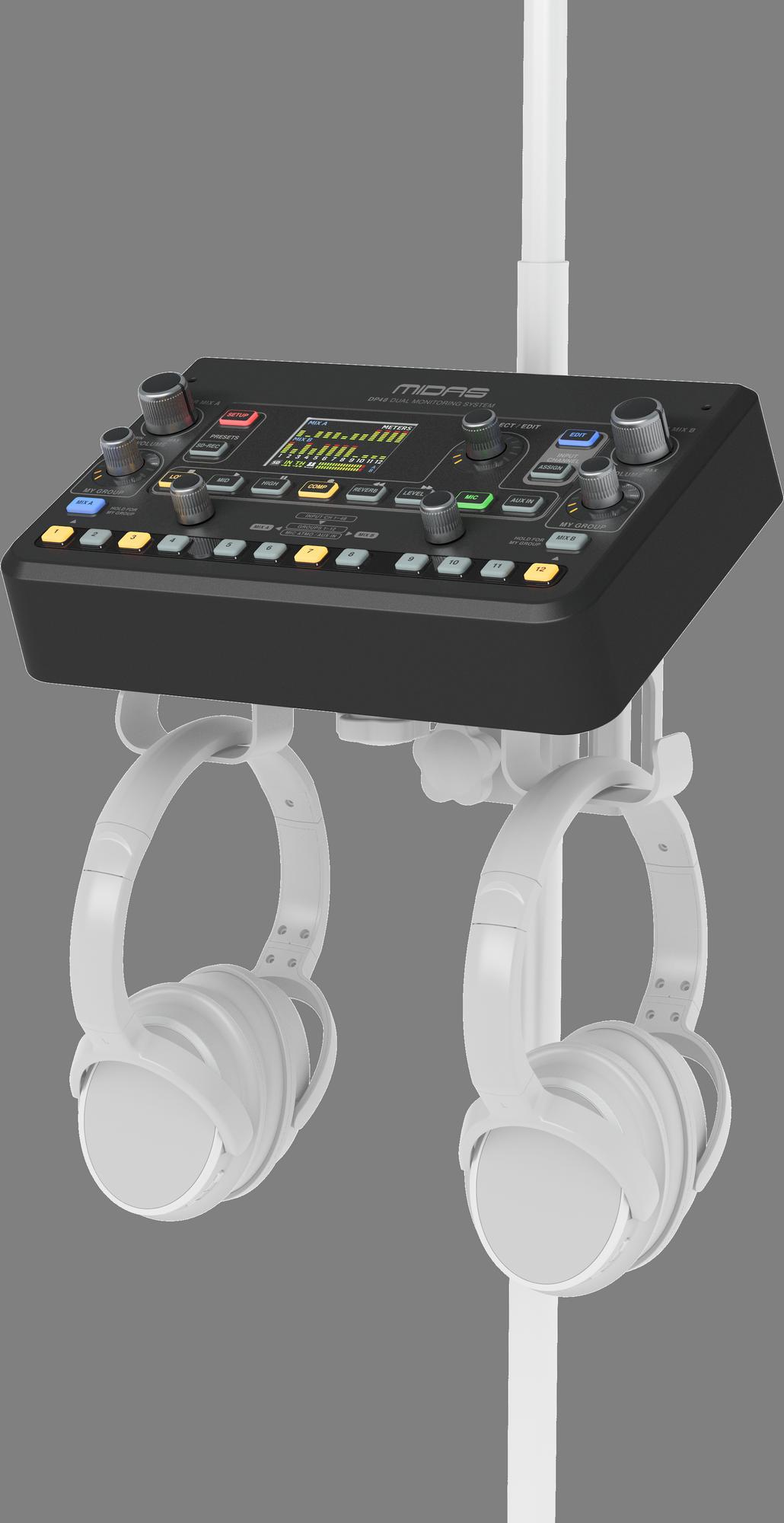 Midas DP48 - Personal monitor mixer