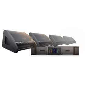 Clair Brothers Weekdeal 1x PLM12K44 and 4x1AM