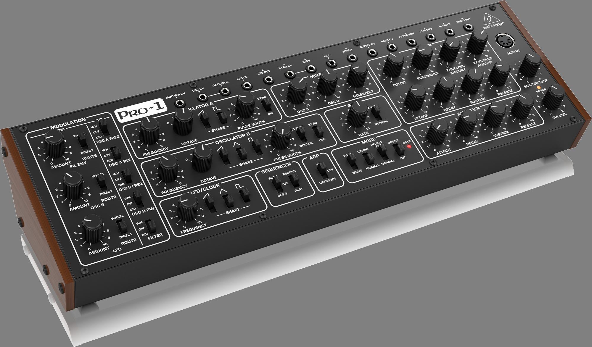 Behringer PRO-1 - Analog Synthesizer