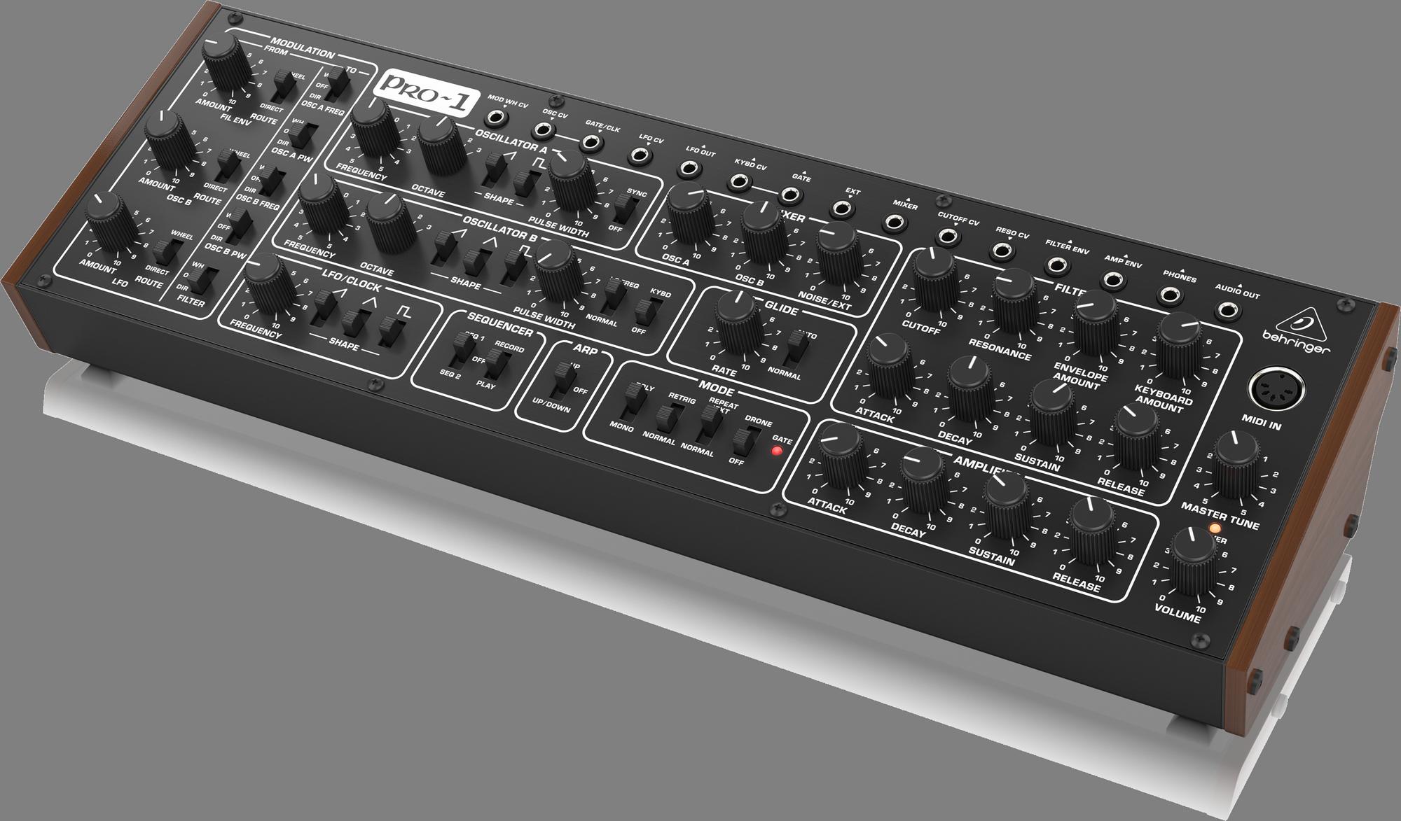 Behringer PRO-1 - Analoge Synthesizer