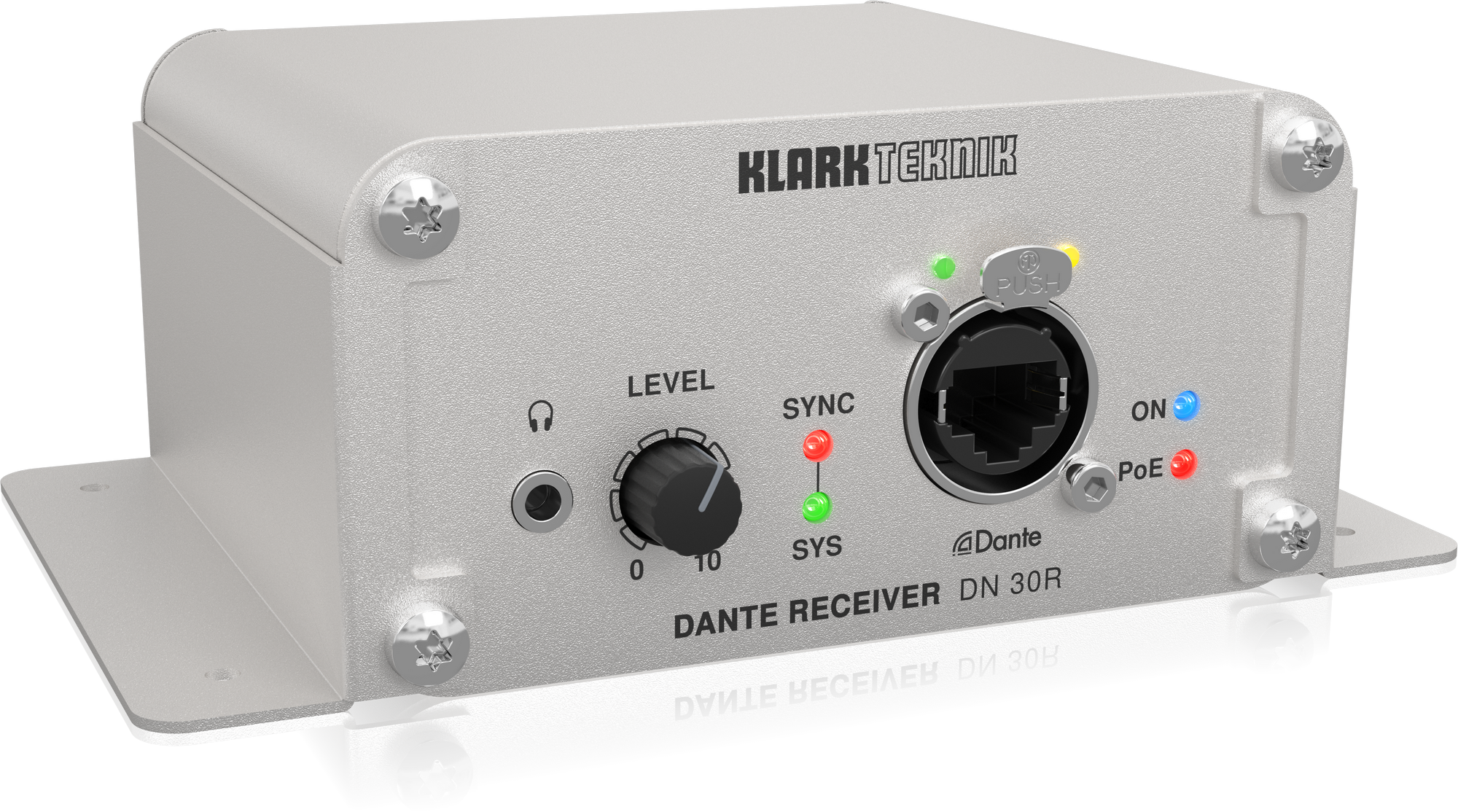 Klark Teknik DN 30R - Dante Receiver