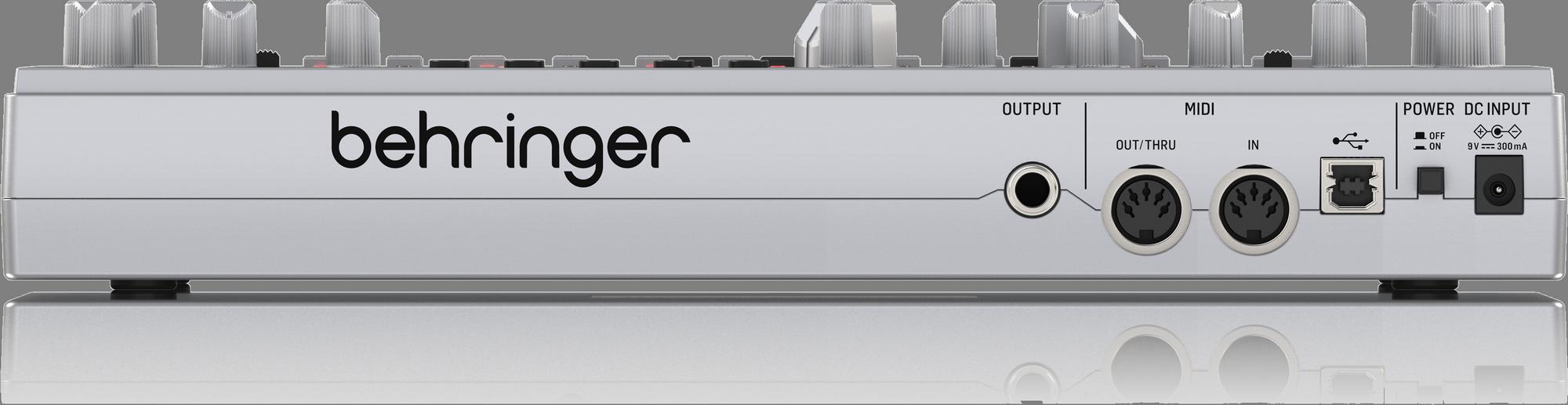 Behringer TD-3-RD - Synthétiseur analogique
