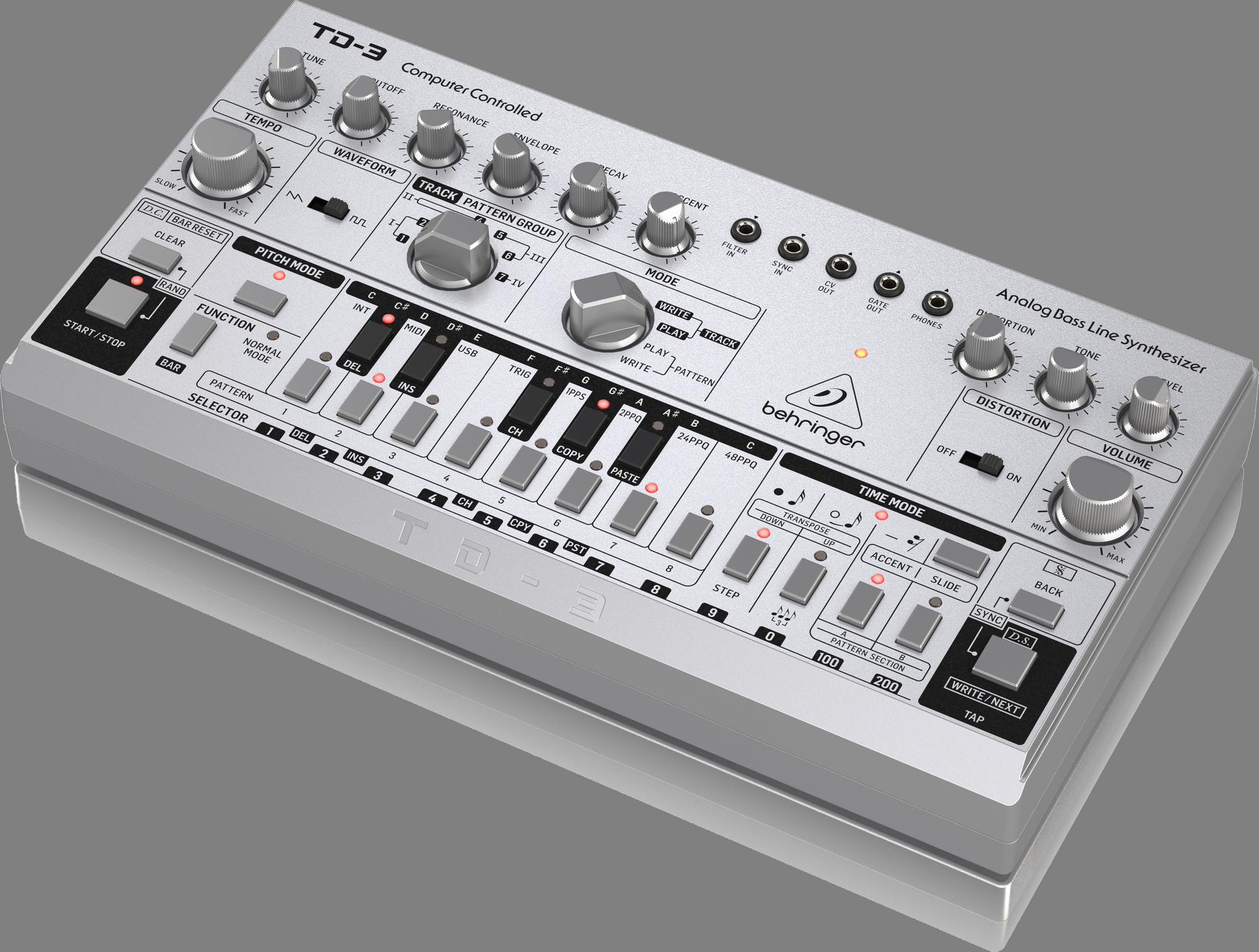 Behringer TD-3-SR - Analog Synthesizer